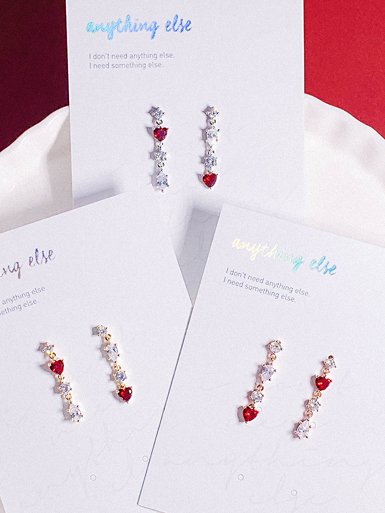 Romance in the air Earring