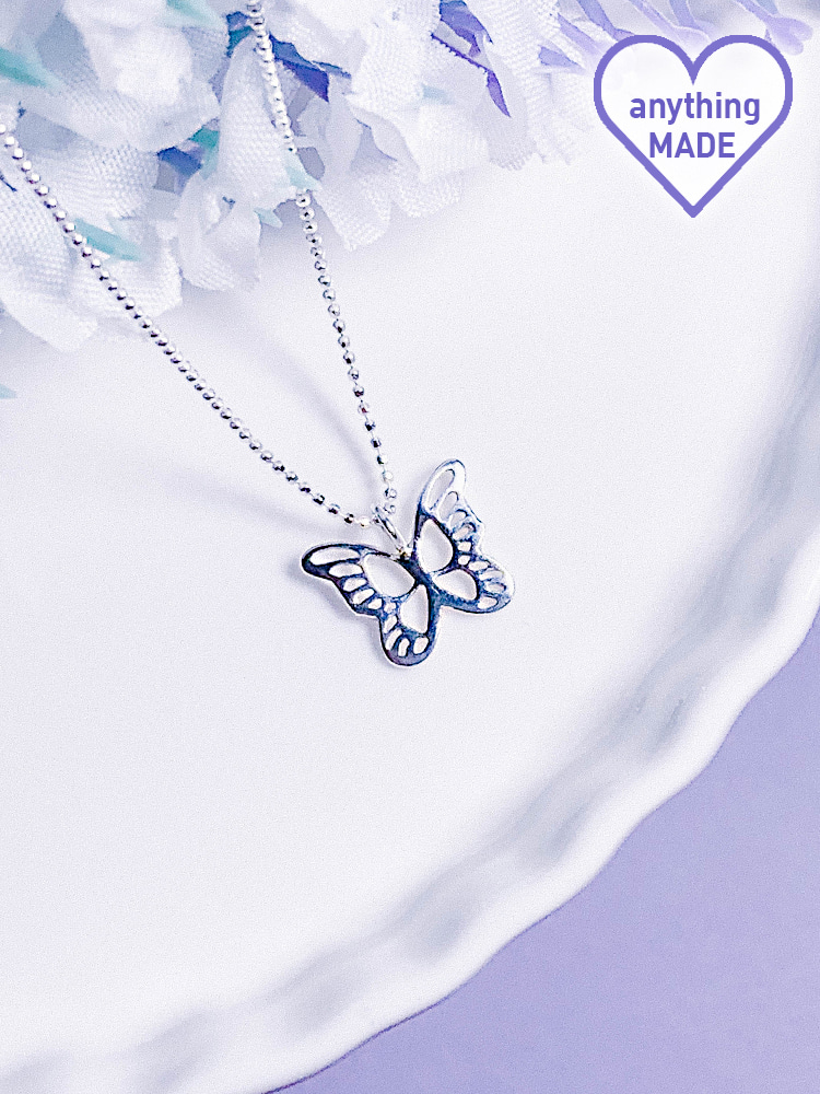 [MADE/Silver 925] Na-bi Necklace