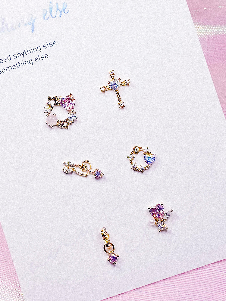Follow Me Piercing/Earring SET