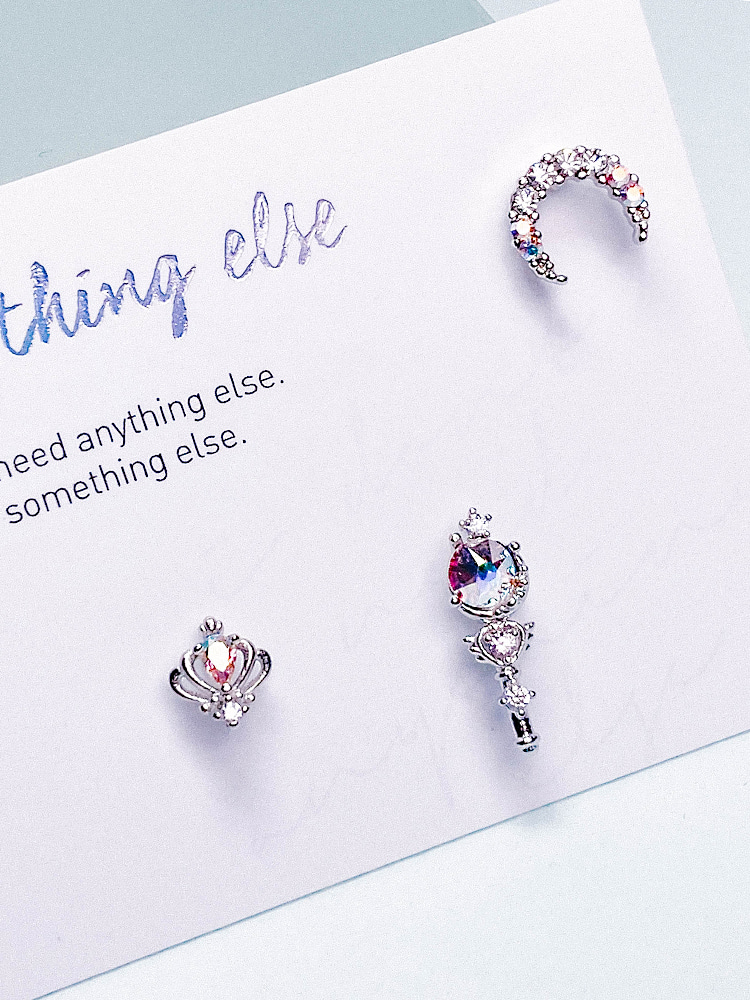 Sharon Piercing/Earring SET
