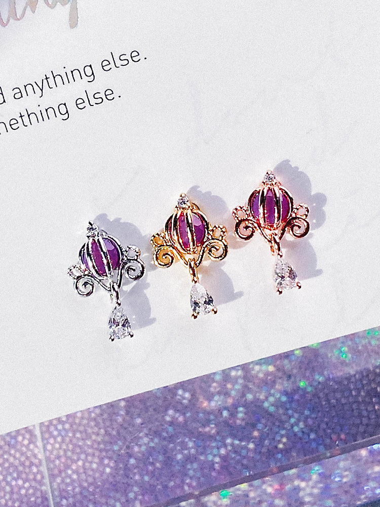 [VIOLET] Journey Piercing/Earring