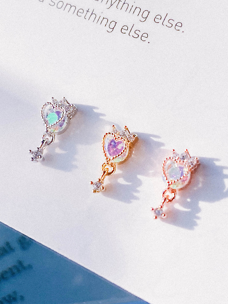 [AB] Magic Lamp Piercing/Earring