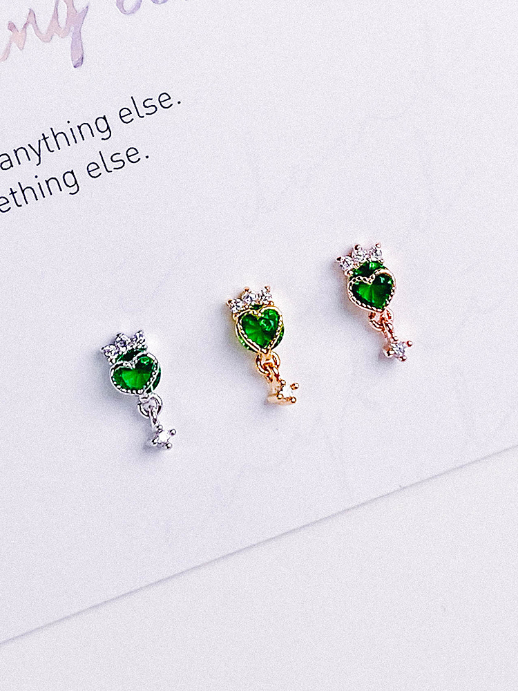 [GREEN] Magic Lamp Piercing/Earring