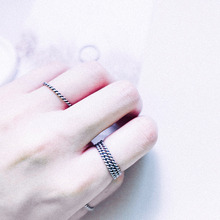 Vintage Lace Ring [Silver]