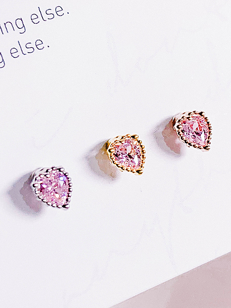 Angel Piercing / Earring [PINK]