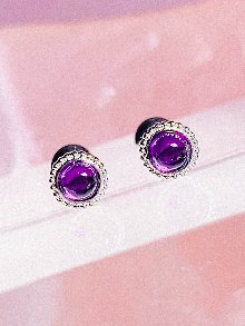 [VIOLET] Shines 2 Piercing/Earring