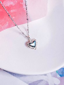 Still in love Silver Necklace