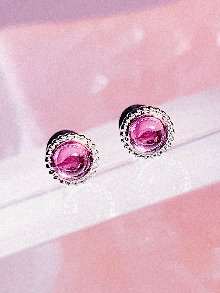 [PINK] Shines 2 Piercing/Earring