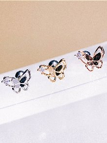 Little Butterfly Piercing/Earring