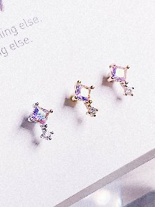 Mini Diamond Piercing/Earring
