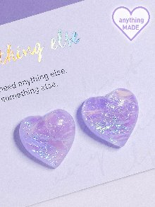 [Limited] Lilac Earring
