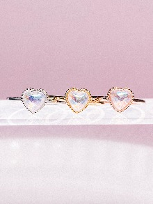 [AB] Pure heart Ring