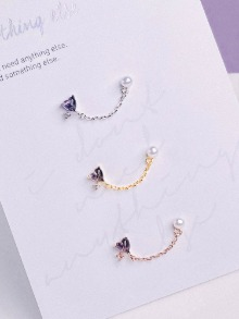 [VIOLET] First Love Piercing/Earring