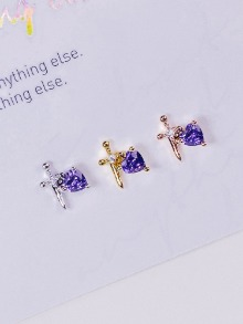 [VIOLET] Charisma Piercing/Earring