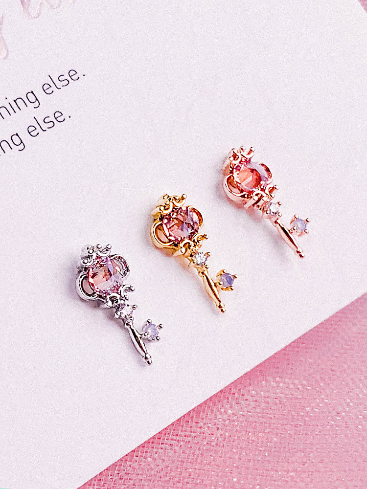 [PINK] Call me Piercing/Earring